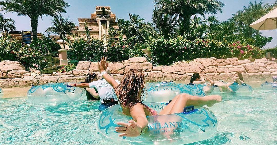 free things to do in dubai on your birthday - aquaventure water park dubai Cropped
