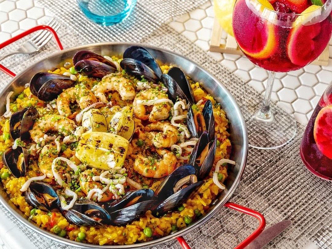 Paella Nights at The Fish House Dubai