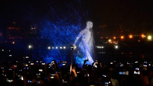 uae attractions - imagine show dubai festival city mall