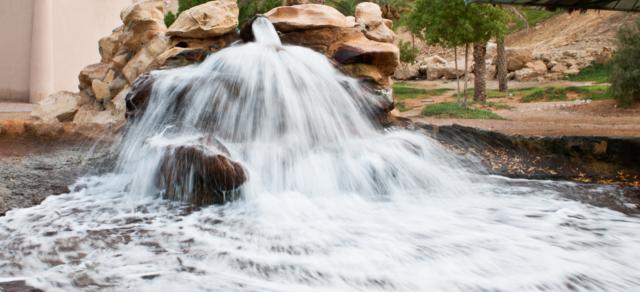 uae attractions - jebel hafeet hot water springs