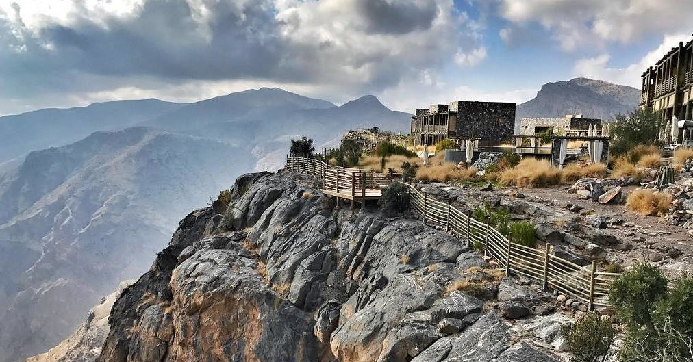 weekend trips from dubai explore uae jabal-akhdar-mountains-oman Cropped