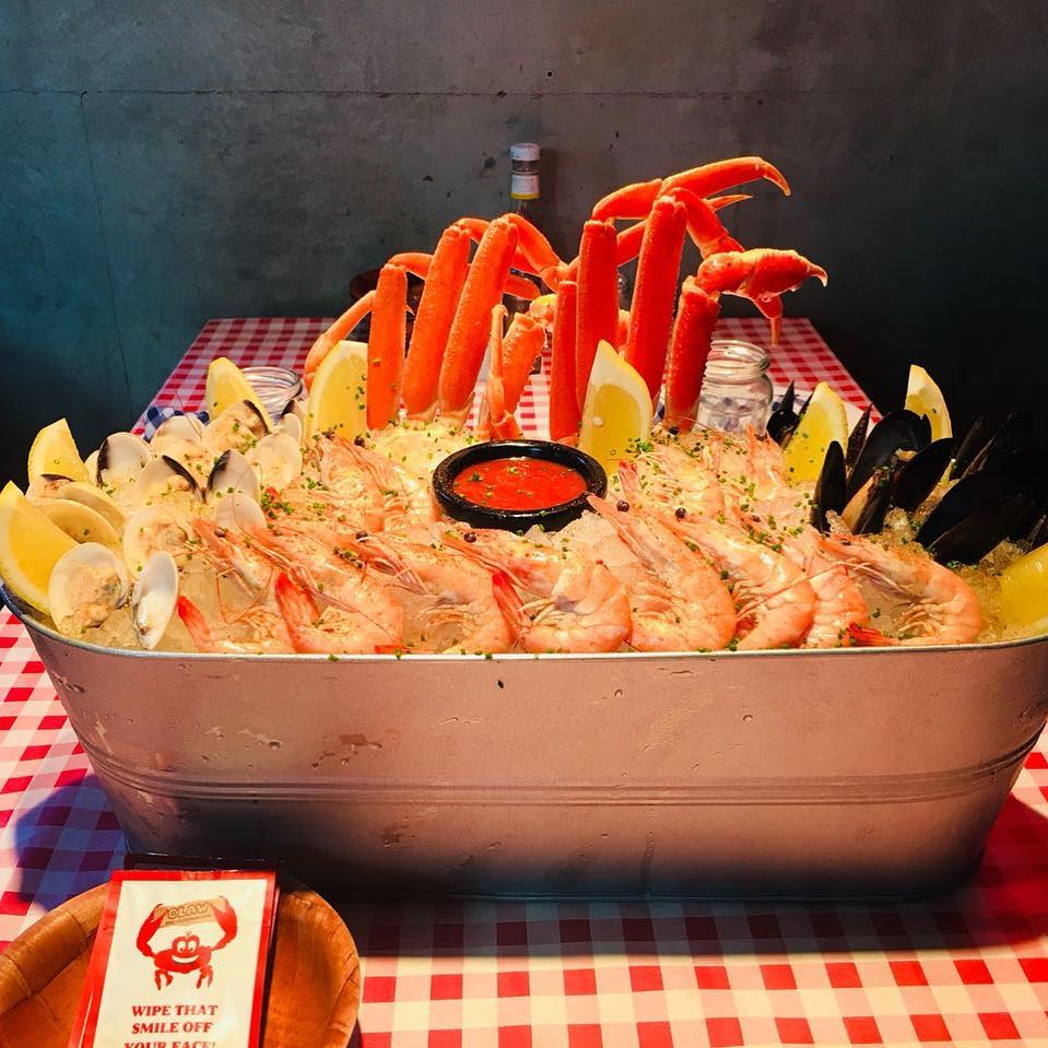 Claw BBQ Crabshack & Grill - seafood in Dubai