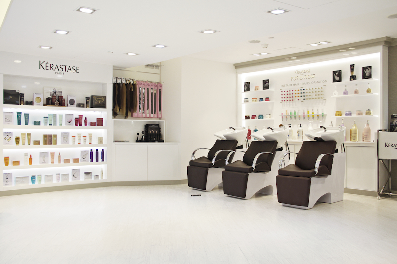 NStyle Beauty Lounge salon in Dubai