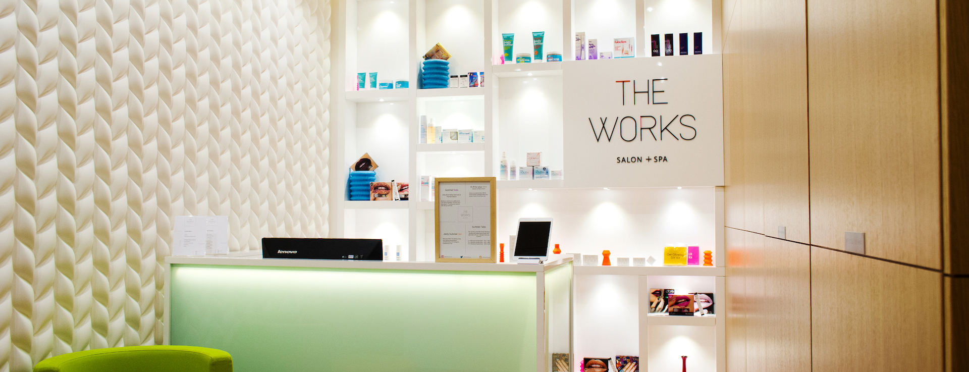 The Works Salon + Spa Dubai Media City