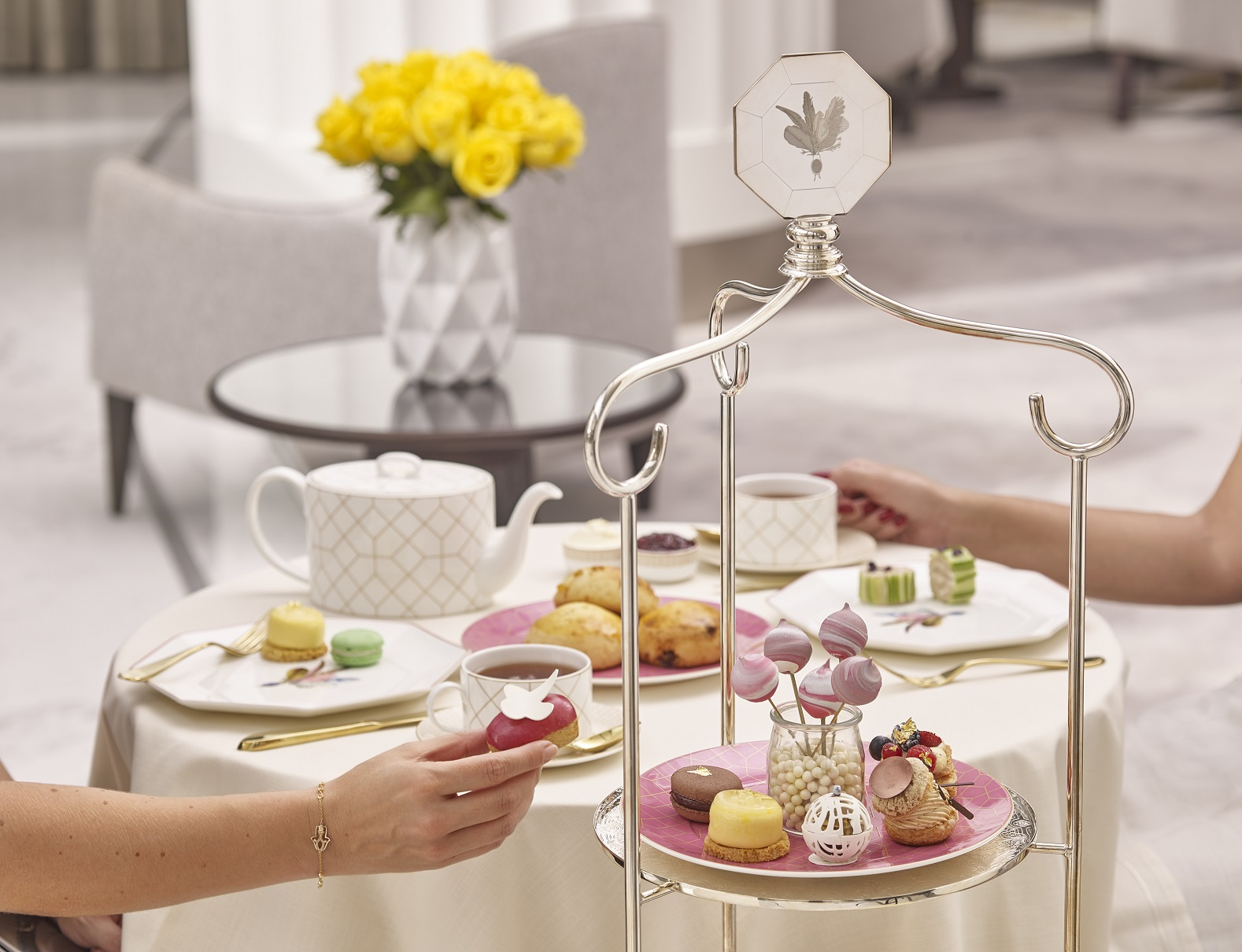 Bijou Afternoon Tea at Address Downtown