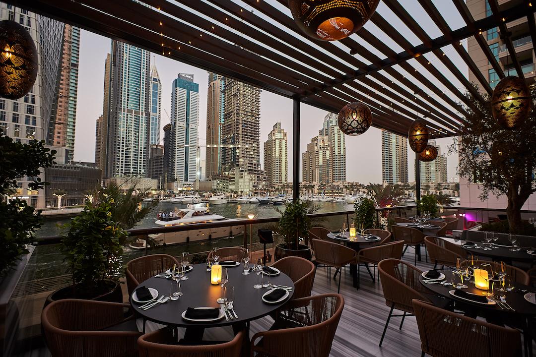 Ruya Dubai, Grosvenor House, Dubai Marina