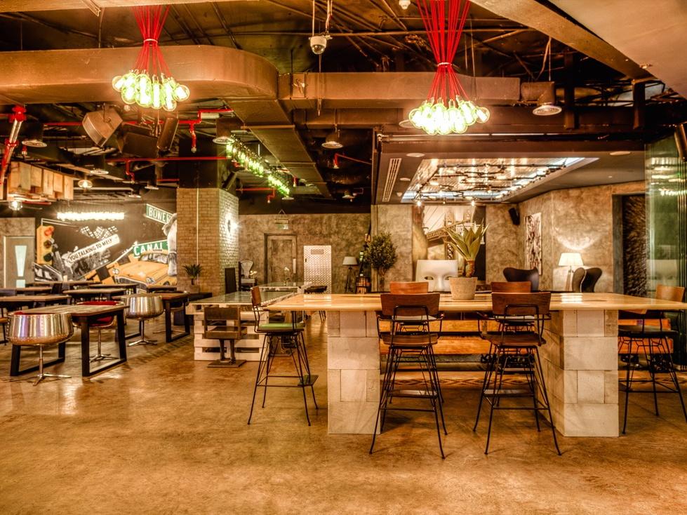 Vegan brunch at Tribeca Dubai in JBR