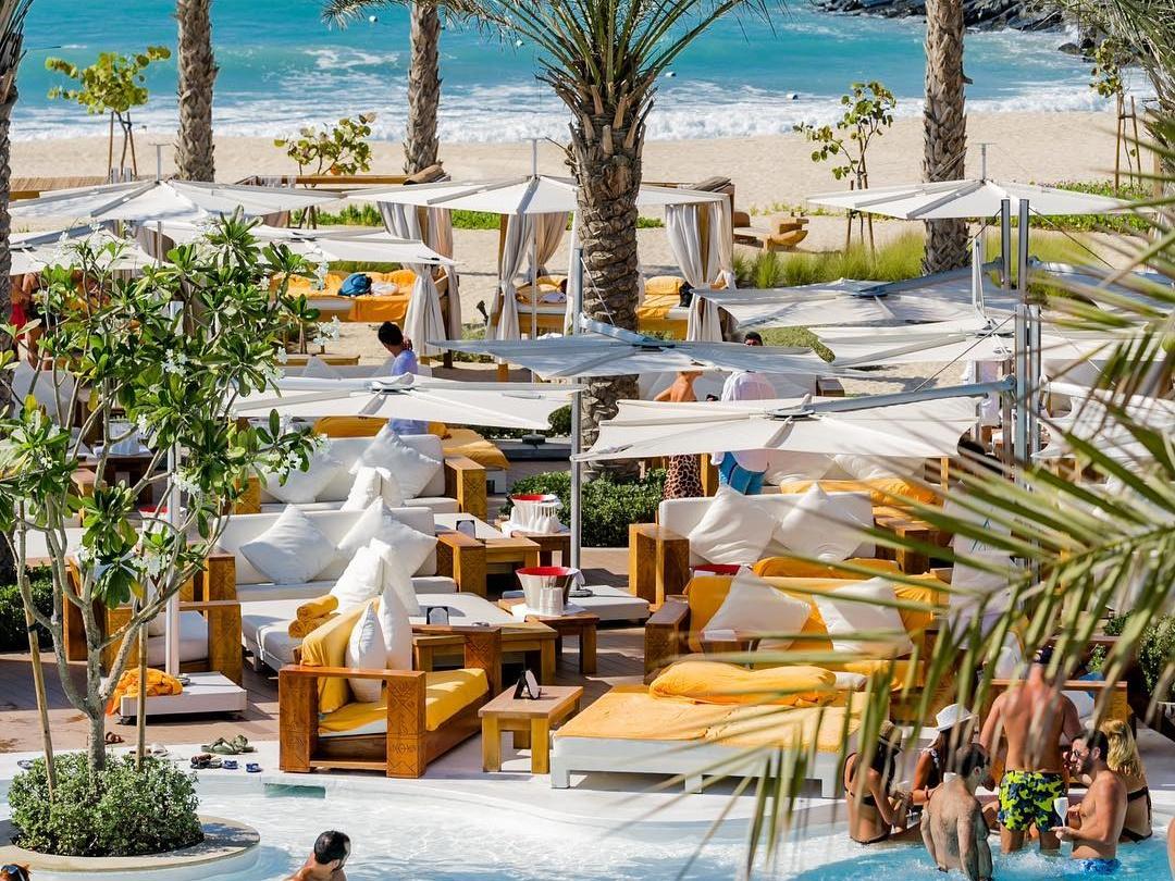 Rosé Saturdays Brunch at Nikki Beach Dubai