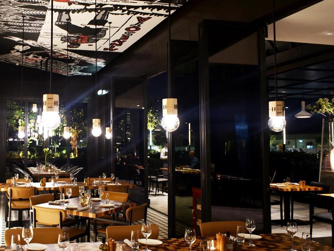 Graze,La Ville Hotel & Suites, City Walk Dubai