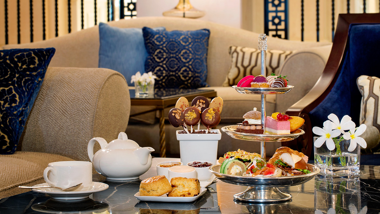 Spa-cation & Quintessential Afternoon Tea at The Ritz-Carlton