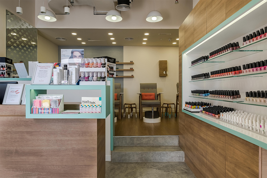 Sugar Beauty Lounge in Dubai