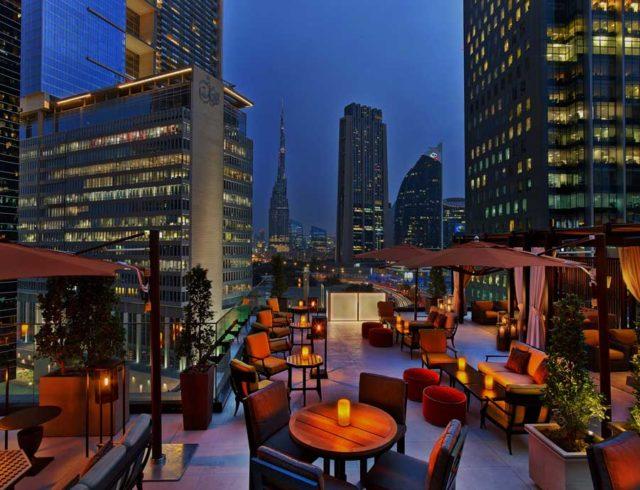 7 Rooftop Bars Dubai Hotspots With Killer Views | insydo