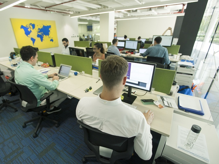AstroLabs co-working spaces in Dubai