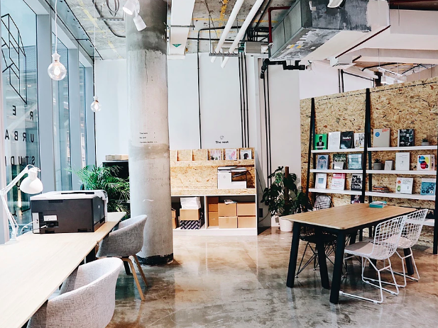 Re:Urban Studio co-working spaces in Dubai