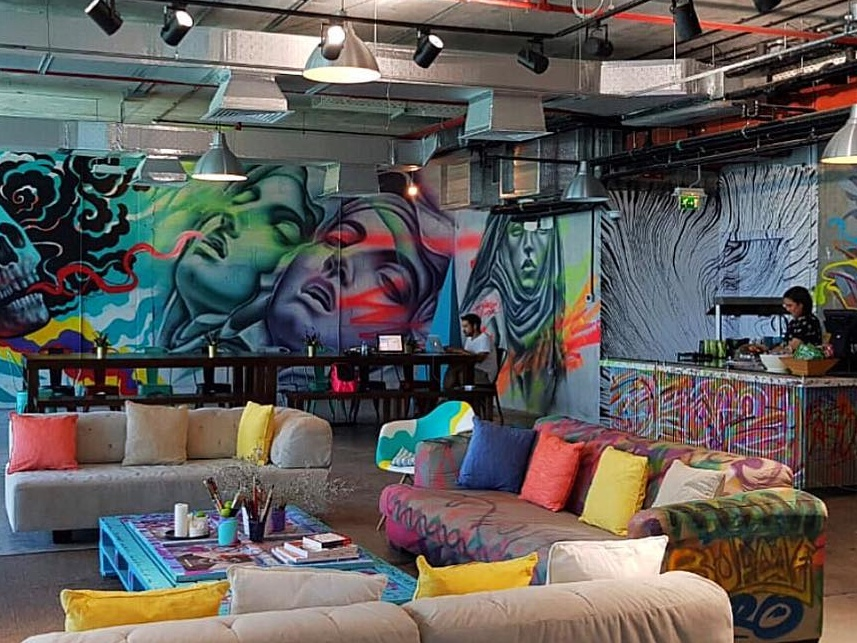 701 Dubai co-working spaces in Dubai