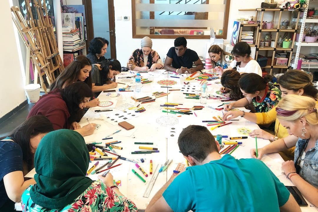 events-in-dubai-this-weekend-mandala-workshop-soul-art-center-Cropped