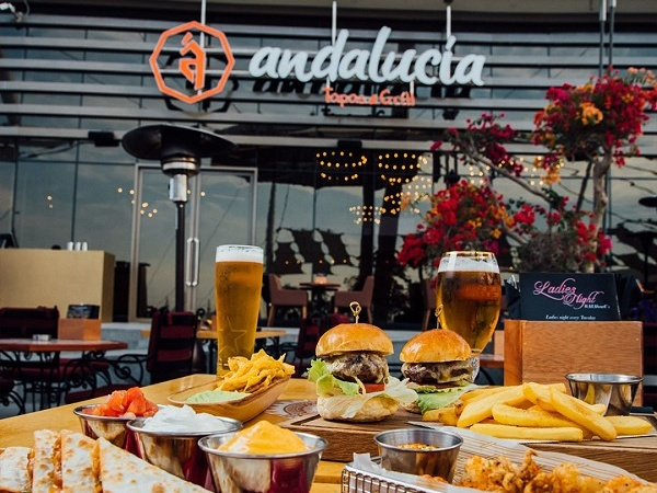 The Andalusian Brunch at Andalucia Tapas & Grill