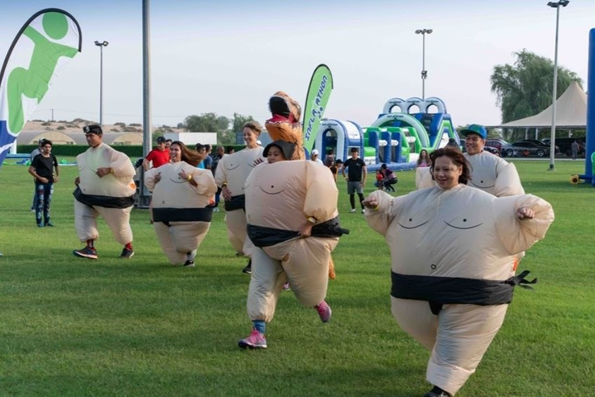 dubai-fitness-challenges-inflatathon-dubai-events-in-dubai-2018