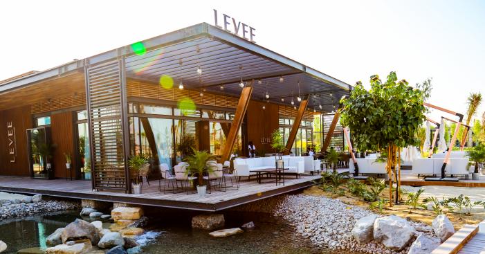 Levee Café & Lounge at La Mer Dubai