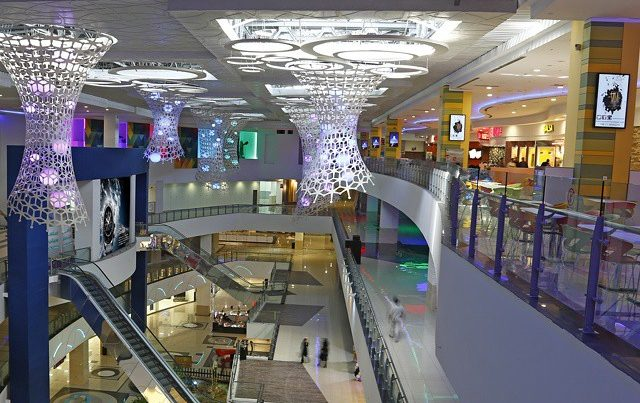 5 Of The Biggest Shopping Malls In The Middle East Insydo