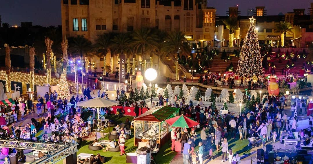 christmas in dubai 2018 - madinat-jumeirah-christmas-market-hero