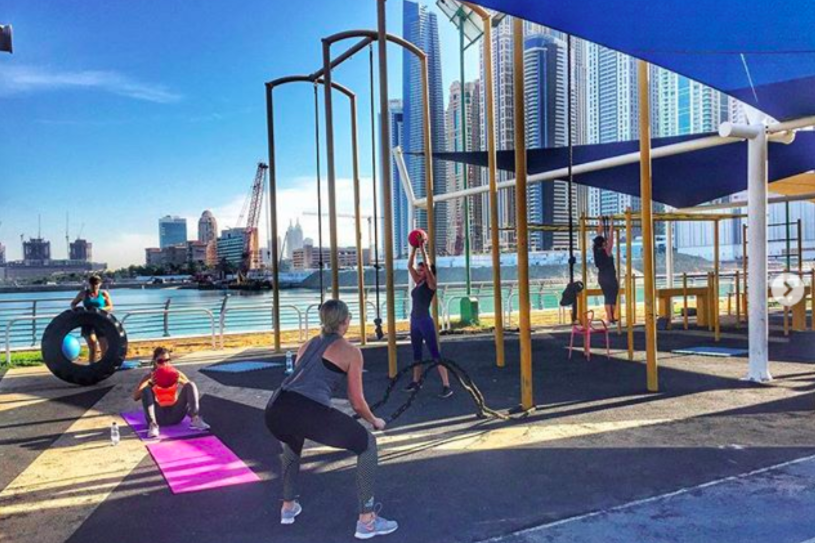 5 Spots in Dubai Where You Can Get Fit for Free! | insydo