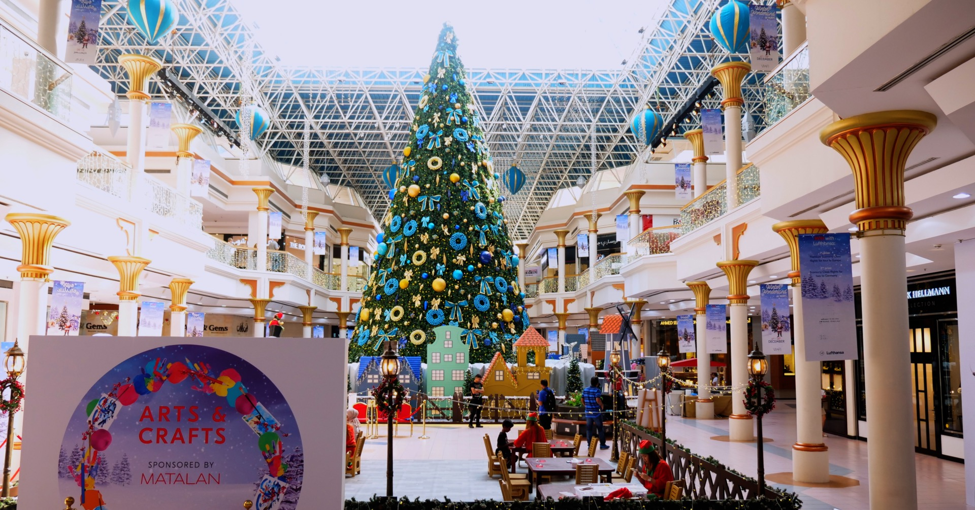 Winter Wonderland at WAFI December 2018