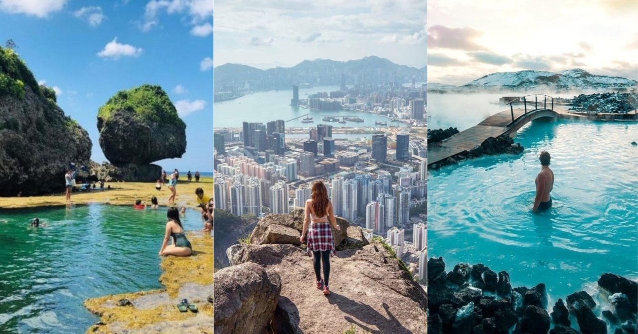 best places to travel 2019 � top holiday destinations 2019