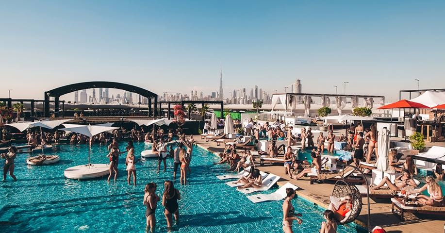 top 10 things to do in dubai this weekend - soho beach dubai