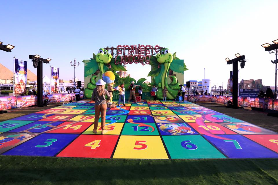 things-to-do-in-dubai-with-kids-outdoors-global-village-dubai
