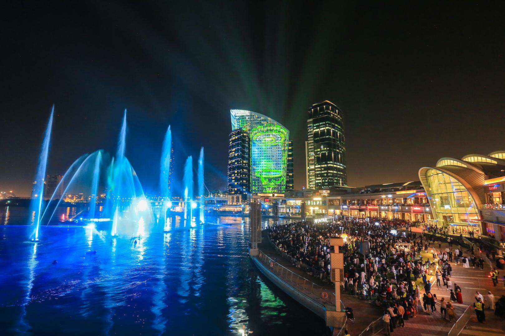 Dubai Shopping Festival 2019 at Dubai Festival City Mall