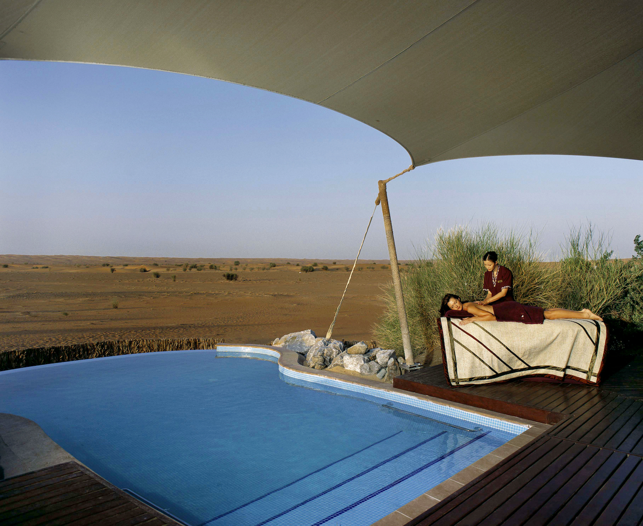Timeless Spa at Al Maha Desert Resort