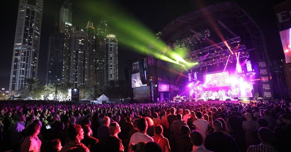 music concerts in dubai - dubai jazz festival 2019