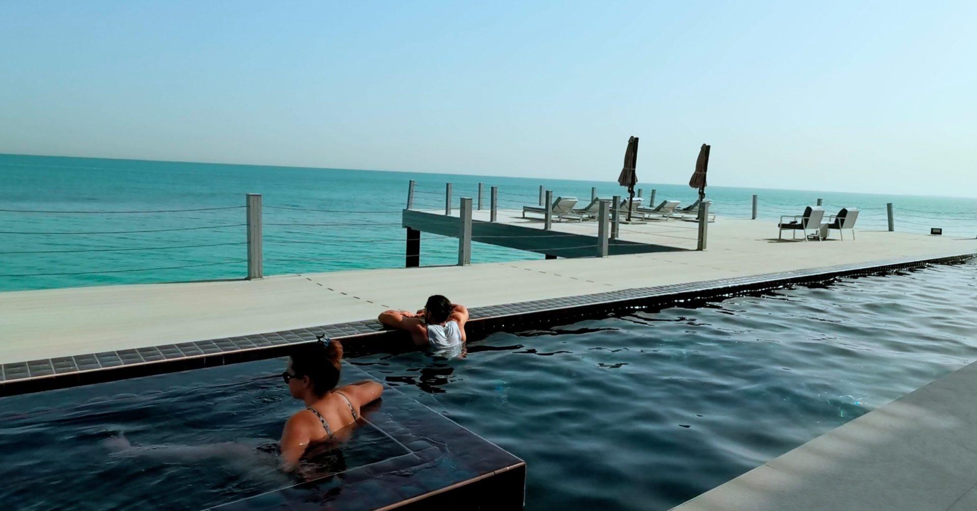 Pool Villa at Zaya Nurai Abu Dhabi