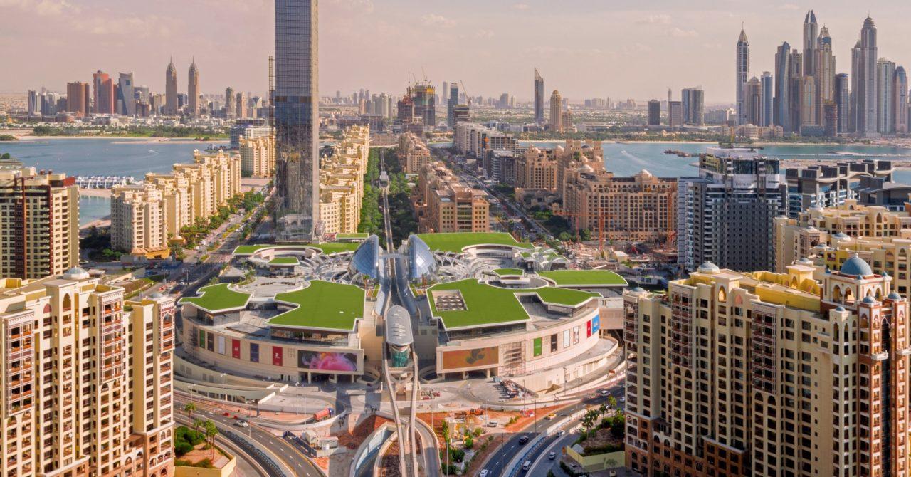 Nakheel Mall on Palm Jumeirah Cropped